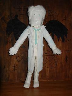 GISHWHES 2014 Item #130 Team Llama-nomenal An angel made from feminine hygiene products.
