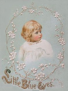 bumble button: Victorian clip art and images of Darling Sweet Babies. Free for use in collage ATC scrap booking or as instant art.