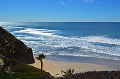 One More Day- Good Wednesday Morning San Diego! Going into the evening hours and Thursday, there is a 70 to 80 percent chance of rain. Which we can certainly use! As for today, we will remain under blue skies for most of the day. Today's high along the coast will be 72 degrees Afternoon view from Solana Beach Ca. Photo by GL Brannock.