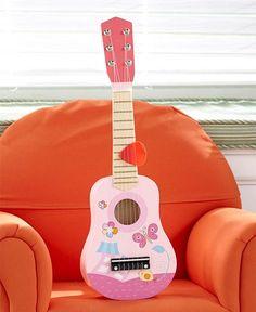 Kids' Wood Guitars 20 1/2 Inch