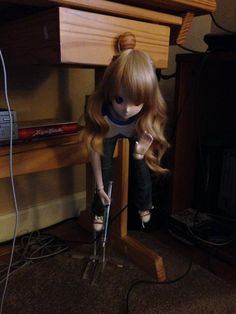 Smart Doll Kizuna Yumeno by GhostKarin
