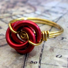 Red Rose Wire