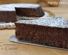 Torta Cremosa Nutella e Cocco (senza cottura)