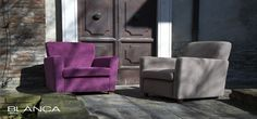 BLANCA lounge furniture by Domingo