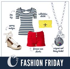 Are you all on board with the nautical trend?  Www.courtneyphillips.origamiowl.com