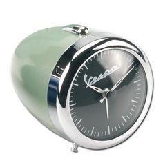 Really nice Vespa alarm clock. for $26.