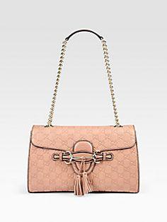 Gucci - Emily Medium Shoulder Bag