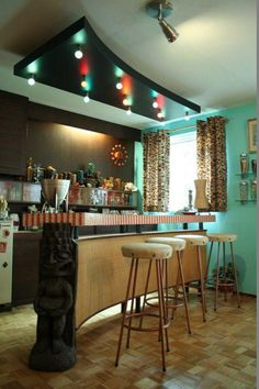 tiki bar - always wanted one! but where!