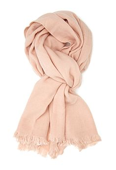 Frayed Woven Scarf | Forever 21