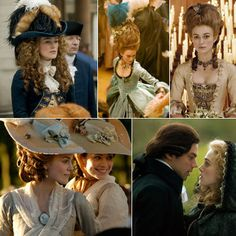 The Duchess, Keira Knightley | The Duchess (2008) The real Duchess of Devonshire was an 18th-century fashion icon whose elaborate frocks and mile-high hairdos became the talk of Britain. Her…