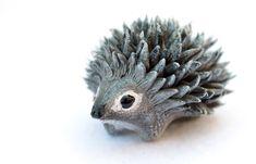 Hedgehog totem by hontor.deviantart.com on @deviantART