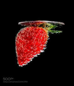 Strawberry #daleholman #daleholmanmaine
