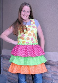 Learn to Sew Kids: Ruffles - Crazy Little Projects