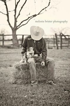 farm senior picture ideas   This reminds me of Jacob and his little girl :)