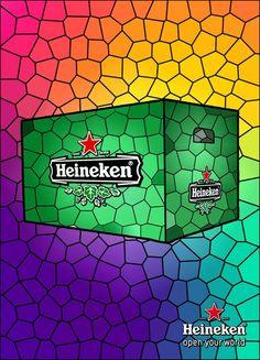 Heineken did it again ^^
