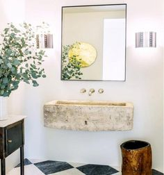 8 Beautifully Chic Bathroom Vanities: Rustic and Unique