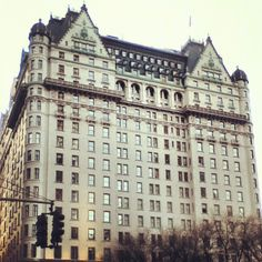The Plaza, Fifth Avenue, NYC
