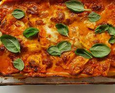 Outin pastasta tuli hitti, eikä syyttä! Testasimme superhelpon 4 aineksen arkiruoan, ja se todella toimii - Ajankohtaista - Ilta-Sanomat Tuli, Ravioli, Pepperoni, Mozzarella, Lasagna, Quiche, Risotto, Pizza, Breakfast
