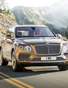 Bentayga – Should Bentley Be Building An SUV?