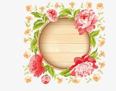 Spring Summer exquisite beautiful peony flower garland, Spring, Summer, Fine PNG and Vector