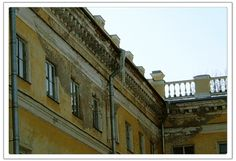 Some of the part of the Alexander Palace - the damage still on the building. - frozentears.org