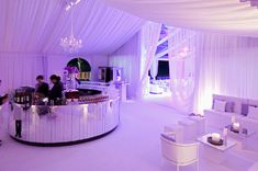 Events planning decorations - Bar & Lounge