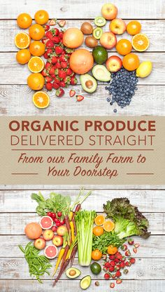 Farm Fresh To You sends you fresh, organic, sustainable produce to help you cook incredible farm to table meals at home. Get $15 off your first box with code PINTEREST15.