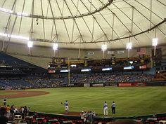Tropicana Field - Tampa Bay Rays