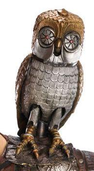 Clash Of The Titans Bubo Owl Guide Costume Accessory