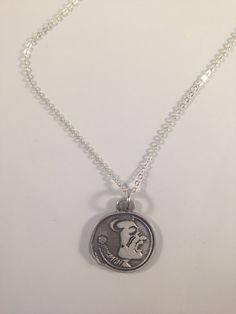 Florida State Seminoles, FSU Necklace, Seminole Jewelry, Florida State Jewelry, FSU Jewelry, Noles