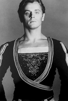 Early crushes: the ballet years. Mikhail Baryshnikov, by Francesco Scavullo ~