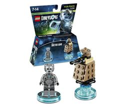 LEGO Dimensions 71238 Doctor Who Fun Pack - www.hothbricks.com