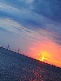 Trust Your Journey kind of sunrise!