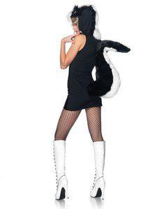 Kostuum Stinkin' Cute Skunk -De Kaborij - Carnavals & Partykleding