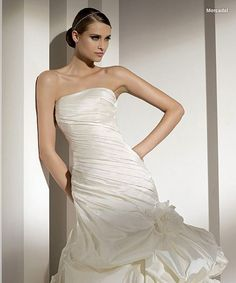 Pronovias Mercadal Bridal Gown