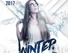 """Check out new work on my @Behance portfolio: """"winter party flyer"""" http://be.net/gallery/58409749/winter-party-flyer"""