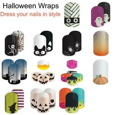 Get your Halloween jamberry wraps before deadline!!! Who doesn't want Halloween wraps?! Order from me!! I will be sending free accent sheets to my first five Halloween wrap orders carmenhjams.jamberry.com