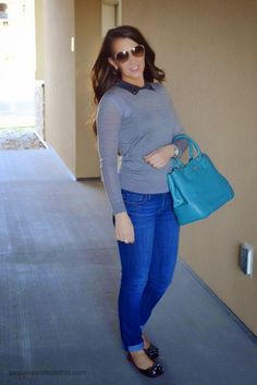 Sequins & Stilettos - Loft Jewel Collar