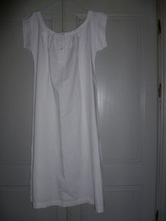 Nightgown French Vintage, Circa 1930's. lovely
