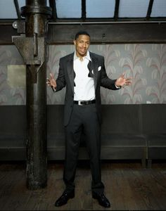 Nick Cannon will be performing live at the Atlantis Theatre on September 14 & 15! We've never been so excited to laugh until we cry!