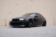 E46 M3, Black Cars, Sweet Cars, Bmw 3 Series, Bmw Cars, Car Manufacturers, Cars Motorcycles, Cool Cars, Projects