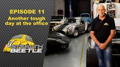 V8stealthbeetle Episode 11 Another tough day at the office