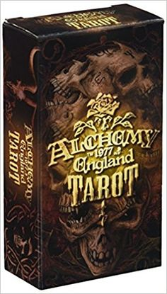 Alchemy 1977 England Tarot Deck: Lo Scarabeo: 9780738733630: AmazonSmile: Books