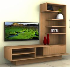 agreeable topaz tv unit design a: tv unit design More Small Living Room Furniture, Living Room Tv, Small Living Rooms, Bedroom Small, Small Apartments, Small Spaces, Bedroom Tv Stand, Tv Wall Cabinets, Modern Tv Wall Units