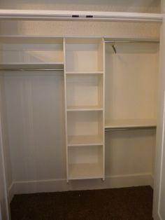Under Steps Closets