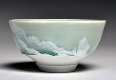 ginny marsh pottery Love this glaze effect!