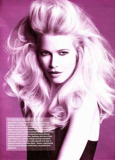 Claudia Schiffer Top Model