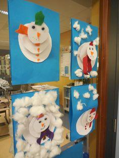 Groep 5, Sneeuwpoppen in 3D