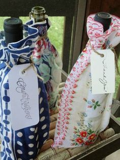 Vintage Hankie DIY Ideas - What to Do With Vintage Handkerchiefs - Good Housekeeping