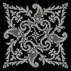 Gallery.ru / Фото #88 - Filet Lace Patterns VI - natashakon
